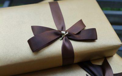 První a poslední dary od táty a mámy